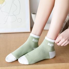 Short Tube Cotton Cartoon Socks   NSFN39918