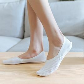 Breathable Mesh Silicone Non-slip Invisible Socks  NSFN40097