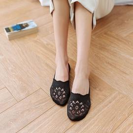 Lace Breathable Plus Cotton Socks  NSFN40104