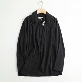New Spring Linen Short Windbreaker Suit Jacket  NSAM40174