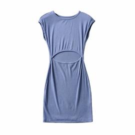 Sexy Hollow Waist Casual Dress NSAC47010