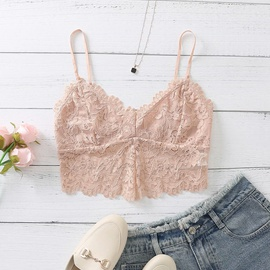 Floral Lace Cami Top NSAM48868