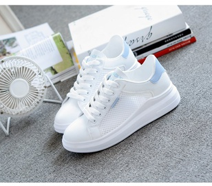 Mesh Breathable Low Cut Sneakers NHTZY50281