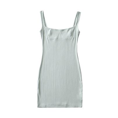 Sexy Halter Fashion Slim Vest NSAC49734