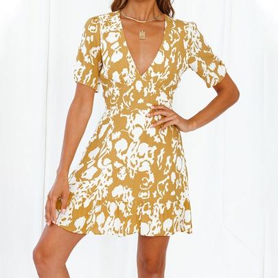 Summer New Sexy Slim Dress NSJR49779