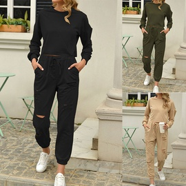 Fashion Leisure Sports Suit NHSUO50438
