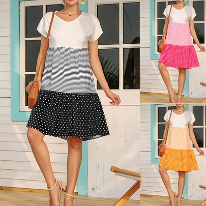 New Summer Loose Dress NHSUO50432