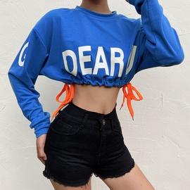 Sports Letter Printing Sweater NSKAJ45160