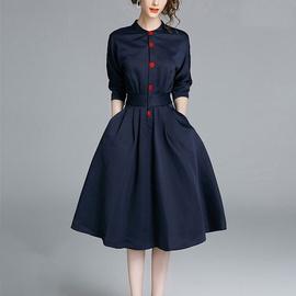 New Slim Mid-length Waist Skirt NHSUO50444