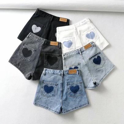 High Waist Short Sexy Pants NSHS50527