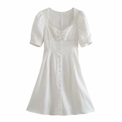 Summer New Retro Casual Dress NSAM50585