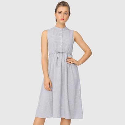 Summer New Casual Sleeveless Dress NSJR50656