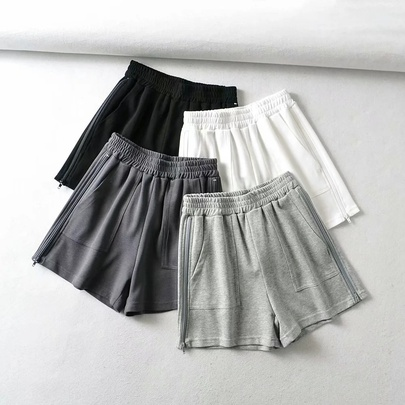 High Waist Casual Loose Sports Pants NSAC50811