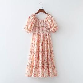 Spring Wrap Breast Dress NSAM47471