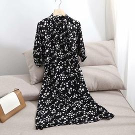 Summer Lace-up Slimming Dress NSAM47495