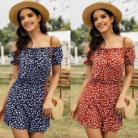 Summer Fashion Casual Slim-fit Jumpsuit NSSA52035