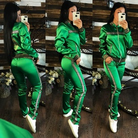 Hot Sale Autumn And Winter New Sports And Leisure Set NSMUZ53710