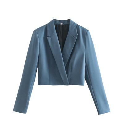 New Wholesale Spring Short Slim Suit Jacket  NSAM54112