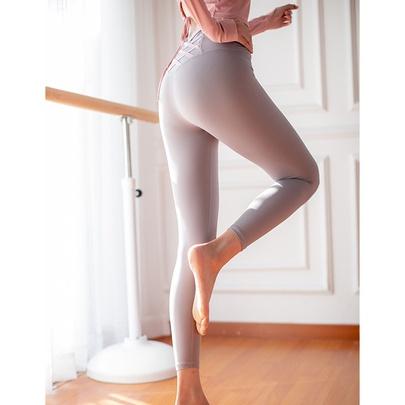 High-elastic High-waist Hip-lifting Sports Legging NSZHE54171