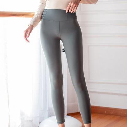New Double-sided High-stretch High-waist Hip-lifting Yoga Legging NSZHE54177