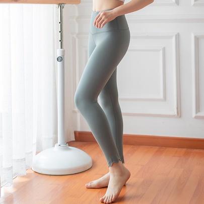 New Solid Color High Waist Fitness Yoga Legging NSZHE54179
