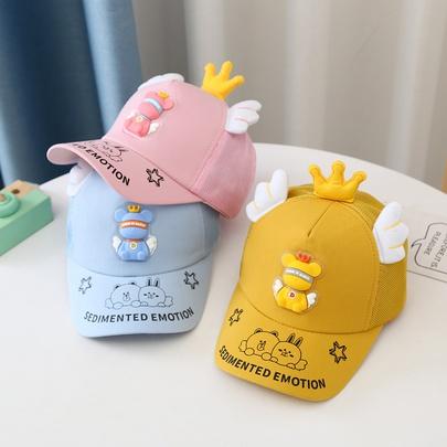 Summer New Breathable Caps Fashion Cute Cap  NSTQ54334