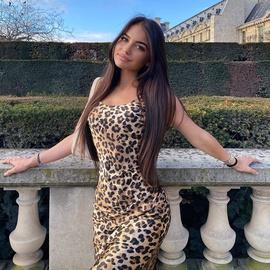 Summer New Style Fashion Leopard Print Sleeveless Dress NSHLJ47781