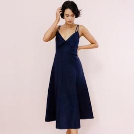 Summer Sexy Sling Halter Dress NSYSB47822