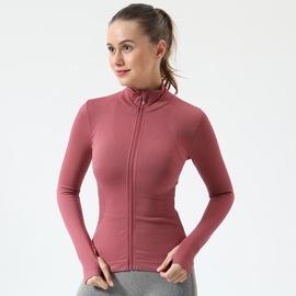Spring And Autumn New Zipper Long-sleeved Shirt NSOUX47900