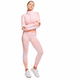 Solid Wide Waistband Sports Leggings NSOUX47907
