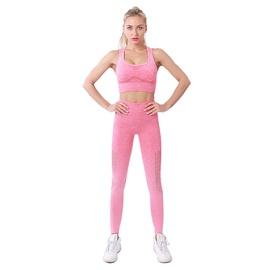 Gradient Dye Sports Bra & Leggings NSOUX47909