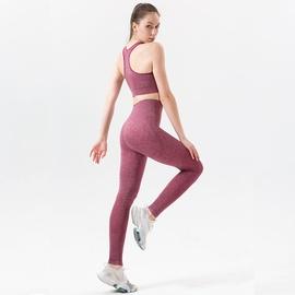 Seamless Quick-drying Bra & High-waist Leggings NSOUX47920