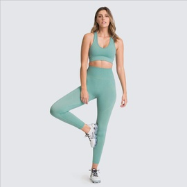 Backless Sports Bra With Leggings NSOUX47928