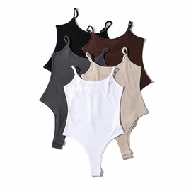 Fashion Summer New Solid Color Vest NSAC48269