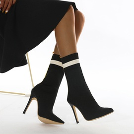 New Style Elastic Sexy Boots  NSCA48353