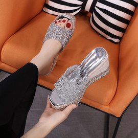 Summer Fashionable High-heeled Slippers NSCA48363