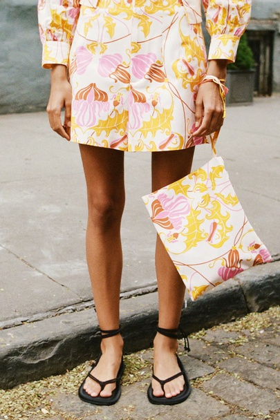 Wholesale Spring Casual Printed Shorts NSAM55765
