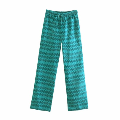 Wholesale Spring Printed Loose Casual Pants NSAM55769