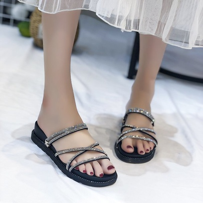 Summer Popular New Style Soft Sole Sandals NSZSC56285